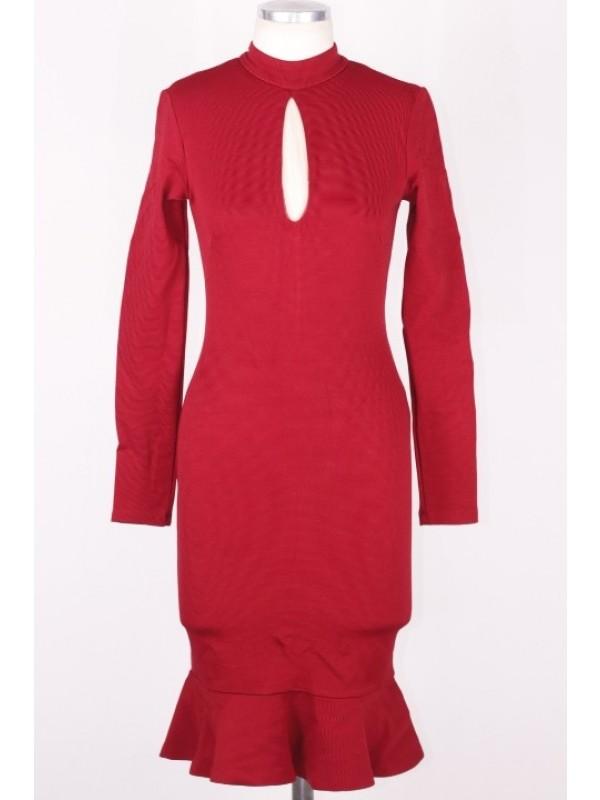 Vestido ACult Vermelho