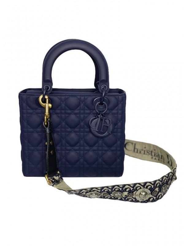 Bolsa Dior* Fosca Azul Marinho