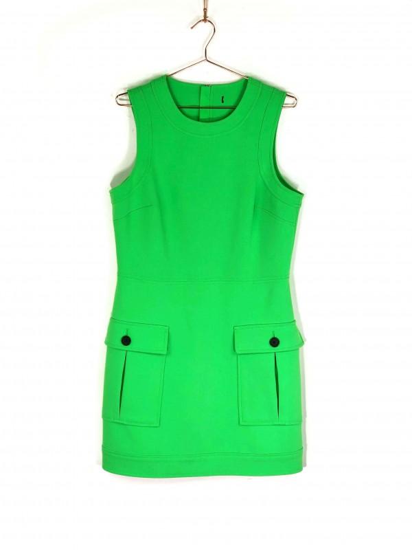 Vestido Midi Regata Verde