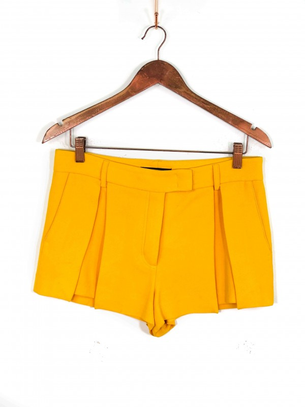 Short Talie NK Amarelo