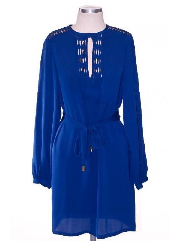 Vestido Diane Von Furstenberg Azul