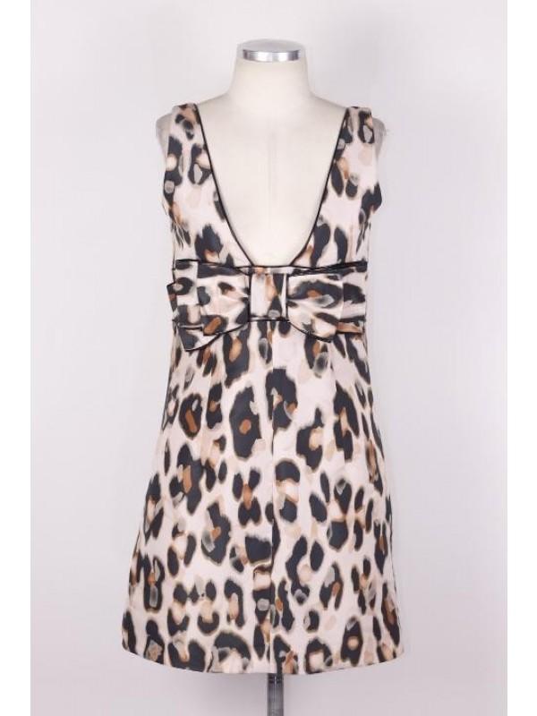 Vestido Valentino Animal Print