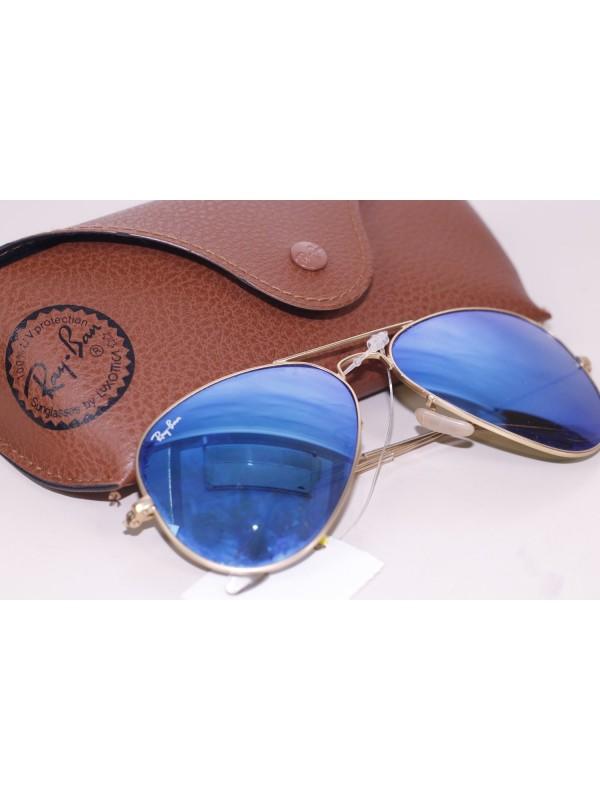 Óculos Ray Ban Aviador Azul