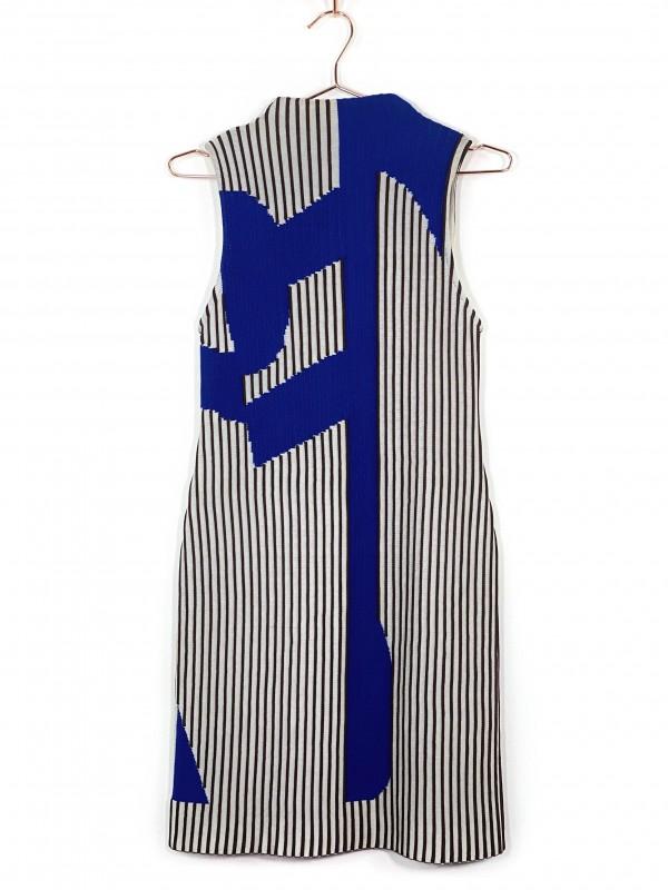 Vestido Coven Regata de Tricot