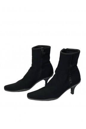 Sock Boot Prada* Neoprene Preta