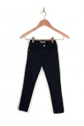 Calça Infantil Zara Jeans Preta