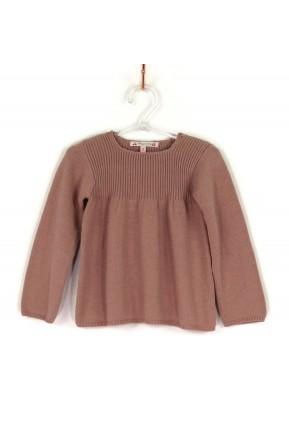 Suéter Infantil Bonpoint Rose