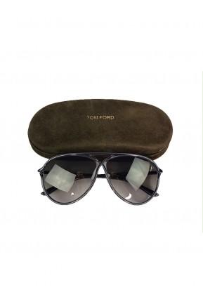 Óculos Escuros Tom Ford Maximillion Chumbo