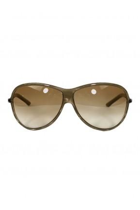 Óculos Escuros Christian Dior Diorissime Strass Marrom